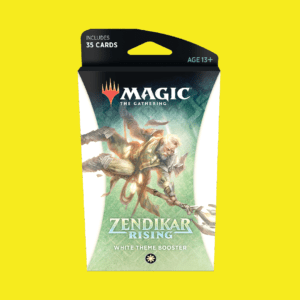 MTG: Zendikar Rising White Theme Booster